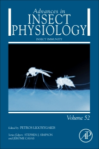 Cover image for Insect Immunity