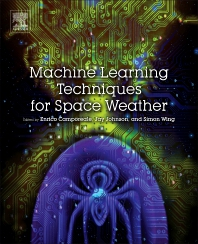 Cover image for Machine Learning Techniques for Space Weather