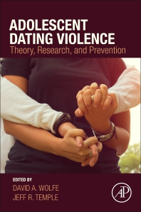 Cover image for Adolescent Dating Violence