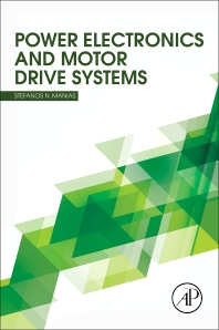 Cover image for Power Electronics and Motor Drive Systems