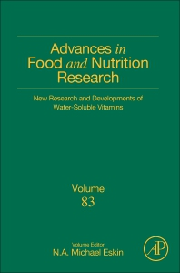 Cover image for New Research and Developments of Water-Soluble Vitamins