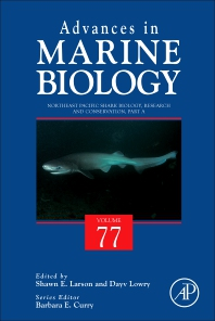 Cover image for Northeast Pacific Shark Biology, Research and Conservation Part A