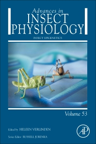 Cover image for Insect Epigenetics