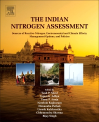 The Indian Nitrogen Assessment - 1st Edition - ISBN: 9780128118368, 9780128119044
