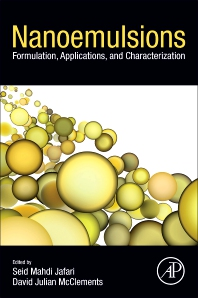 Cover image for Nanoemulsions