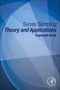 Cover image for Survey Sampling Theory and Applications