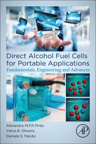 Direct Alcohol Fuel Cells for Portable Applications - 1st Edition - ISBN: 9780128118498, 9780128118986