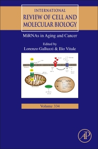 Cover image for MiRNAs in Aging and Cancer