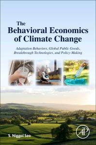 Cover image for The Behavioral Economics of Climate Change