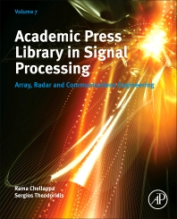 Cover image for Academic Press Library in Signal Processing, Volume 7