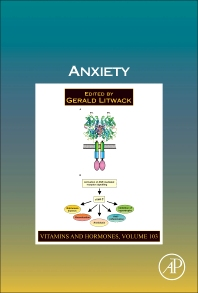 Cover image for Anxiety