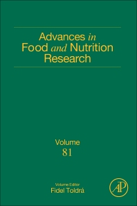 Advances in Food and Nutrition Research - 1st Edition - ISBN: 9780128119167, 9780128119174