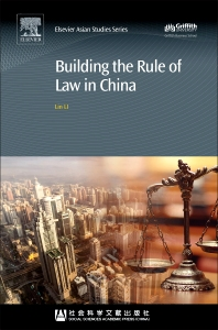 Cover image for Building the Rule of Law in China