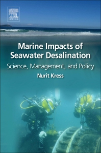Cover image for Marine Impacts of Seawater Desalination