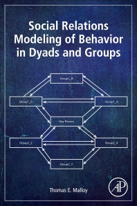 Cover image for Social Relations Modeling of Behavior in Dyads and Groups