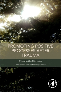 Cover image for Promoting Positive Processes after Trauma
