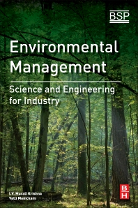 Environmental Management - 1st Edition - ISBN: 9780128119891, 9780128119907