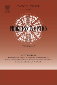 Progress in Optics - 1st Edition - ISBN: 9780128119990, 9780128120002