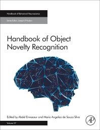 Cover image for Handbook of Object Novelty Recognition
