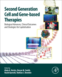 Cover image for Second-Generation Cell and Gene-Based Therapies