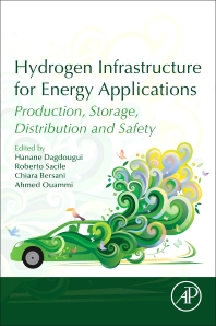 Hydrogen Infrastructure for Energy Applications - 1st Edition - ISBN: 9780128120361, 9780128120354