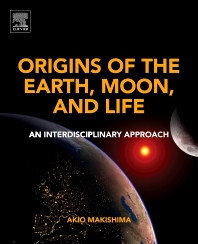 Cover image for Origins of the Earth, Moon, and Life