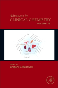 Advances in Clinical Chemistry - 1st Edition - ISBN: 9780128120767, 9780128121795