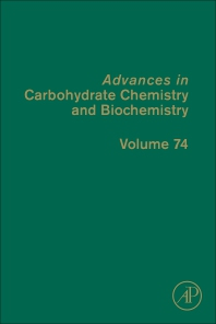 Cover image for Advances in Carbohydrate Chemistry and Biochemistry