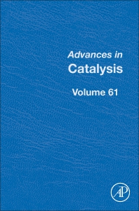 Advances in Catalysis - 1st Edition - ISBN: 9780128120781, 9780128121818