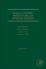 Book Series: Advances in Atomic, Molecular, and Optical Physics