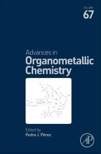 Advances in Organometallic Chemistry - 1st Edition - ISBN: 9780128120835, 9780128121863