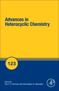 Advances in Heterocyclic Chemistry - 1st Edition - ISBN: 9780128120927, 9780128121955