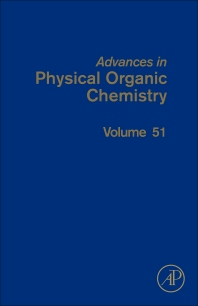 Advances in Physical Organic Chemistry - 1st Edition - ISBN: 9780128120941, 9780128121979