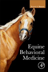 cover of Equine Behavioral Medicine - 1st Edition