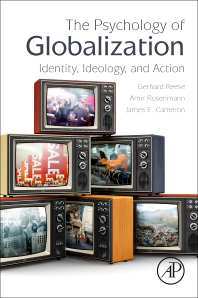 cover of The Psychology of Globalization - 1st Edition