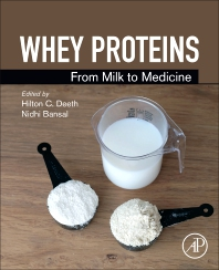 Cover image for Whey Proteins