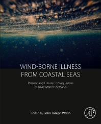 cover of Wind-Borne Illness from Coastal Seas - 1st Edition