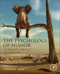 Cover image for The Psychology of Humor