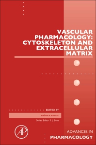 Cover image for Vascular Pharmacology: Cytoskeleton and Extracellular Matrix