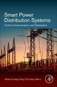 Cover image for Smart Power Distribution Systems