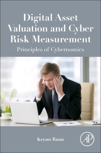 cover of Digital Asset Valuation and Cyber Risk Measurement - 1st Edition