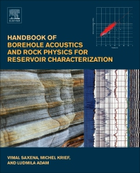 Cover image for Handbook of Borehole Acoustics and Rock Physics for Reservoir Characterization