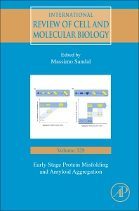 Cover image for Early Stage Protein Misfolding and Amyloid Aggregation