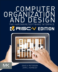 Cover image for Computer Organization and Design RISC-V Edition