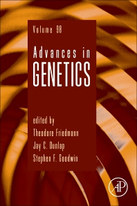 Advances in Genetics - 1st Edition - ISBN: 9780128122808, 9780128122815