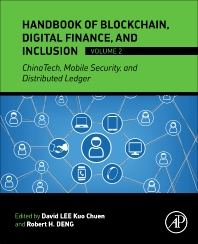 cover of Handbook of Blockchain, Digital Finance, and Inclusion, Volume 2 - 1st Edition