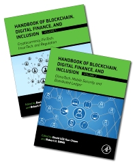Handbook of Blockchain, Digital Finance, and Inclusion - 1st Edition - ISBN: 9780128122839