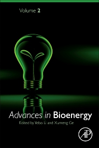 Advances in Bioenergy - 1st Edition - ISBN: 9780128122860, 9780128122877