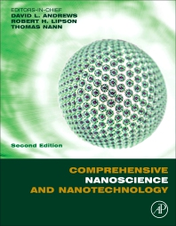 Cover image for Comprehensive Nanoscience and Nanotechnology