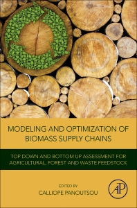 Modeling and Optimization of Biomass Supply Chains - 1st Edition - ISBN: 9780128123034, 9780128123041
